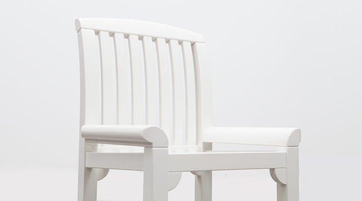Sedie Da Giardino Bianche.Sedie Da Giardino Bianche Di Kerstin Horlin Holmquist Per Nordiska