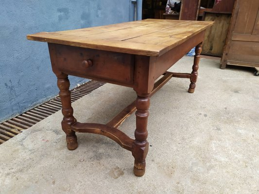 Antique Farmhouse Dining Table For, Antique Farmhouse Dining Table And Chairs