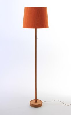 Scandinavian Modern Floor Lamp By Uno Osten Kristiansson For Luxus 1950s For Sale At Pamono