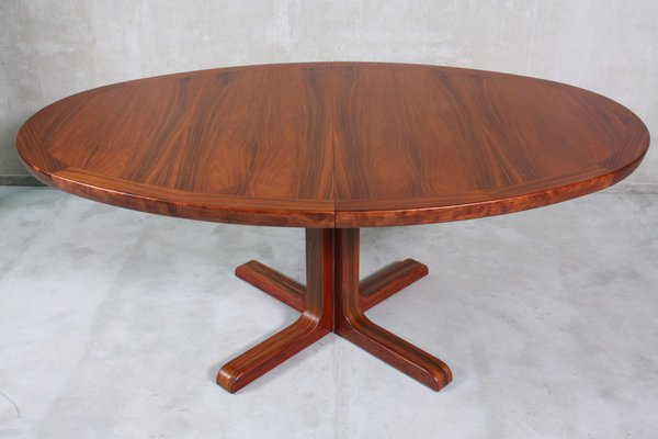 Danish Rosewood Dining Table From
