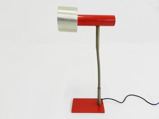 adjustable desk lamp. Vintage Adjustable Desk Lamp From Stilux 2