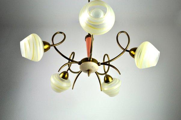 Mid Century Sputnik Ceiling Lamp For Sale At Pamono