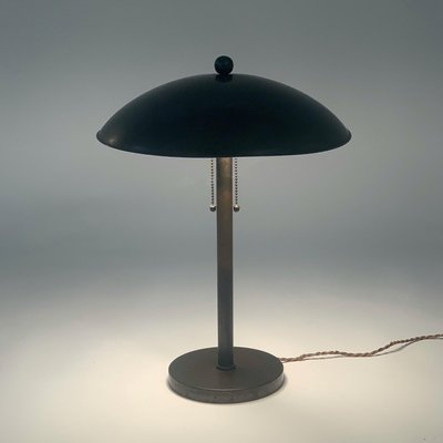 Giso 425 Table Lamp By W H Gispen For Gispen 1930s 1st Version For Sale At Pamono