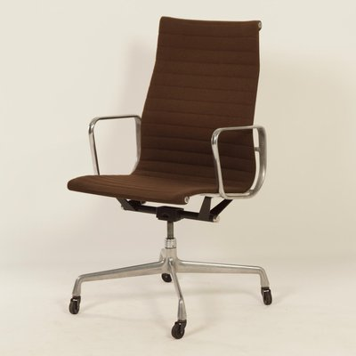 Original Brown Eames Office Chair By
