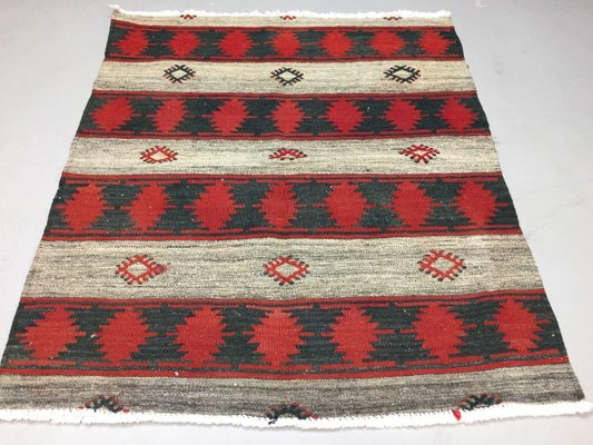 Country Home Decor Wool Kilim Rug