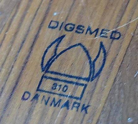 Digsmed Fondue set, 1960s   #61797