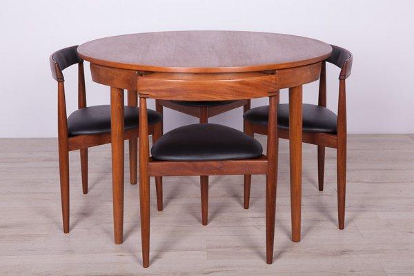 Mid Century Teak Dining Table 4