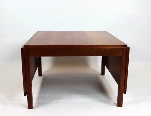 Danish Cherry Folding Table 1960s For Sale At Pamono