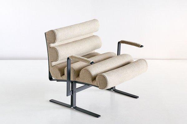 Italian Model Roll Armchair By Joe Colombo For Luigi Sormani 1960s For Sale At Pamono