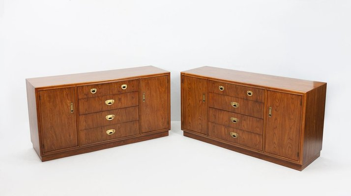 Dressers from Drexel Heritage, 8, Set of 8