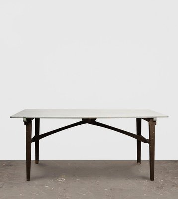 Vintage Wooden Folding Table For Sale At Pamono