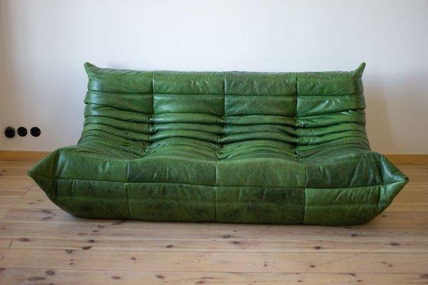 3 Seater Togo Sofa By Michel Ducaroy