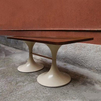Plastic Tulip Style Dining Table