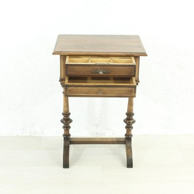 Antique Sewing Table 1900s For At