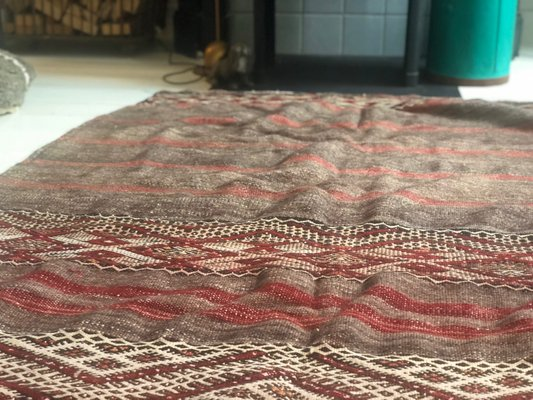 Antique Moroccan Rug For At Pamono