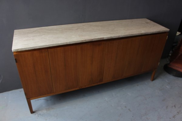 Mid Century Travertine Sideboard By Paul Mccobb For Wk Mobel Stuttgart 1960s For Sale At Pamono