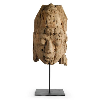 Wood Indian Mask 1850s For Sale At Pamono
