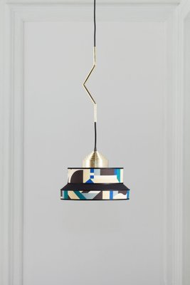 Aperitivo Pendant Lamp In Green By Servomuto