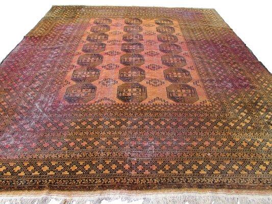 Antique Afghan Ziegler Rug 1930s For