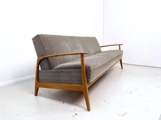 Danish Click Clack Sofa Bed 1960s For