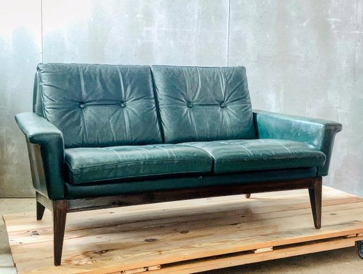 Mid Century Danish Sofa By Svend