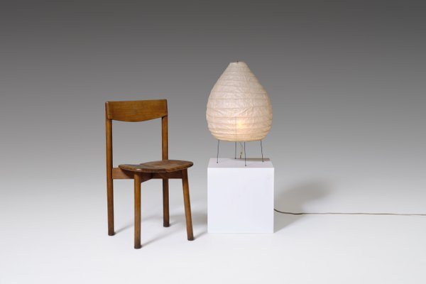 Large Table Lamp By Isamu Noguchi For Akari 1950s For Sale At Pamono