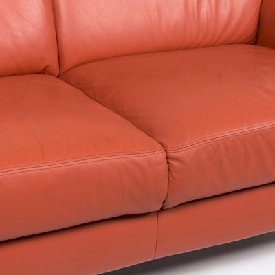 Sample Ring Terracotta Leather 2 Seat