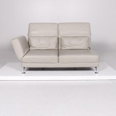 2 Sitzer Sofa Aus Moule Leder Mit Relax Funktion Von Roland Meyer Bruhl Fur Bruhl Sippold Bei Pamono Kaufen