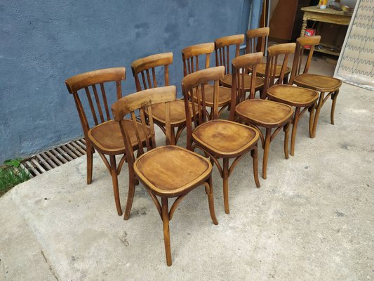 Bistro Dining Chairs From Fischel