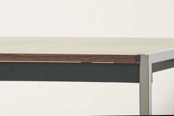 German Rosewood Coffee Table By Ernst Josef Althoff 1960s For Sale At Pamono