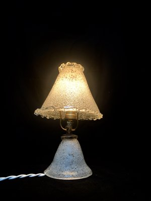 Mid Century Table Lamp From Barovier Toso 1950s For Sale At Pamono