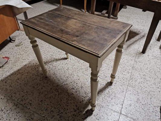 Italian Solid Wood Kitchen Table