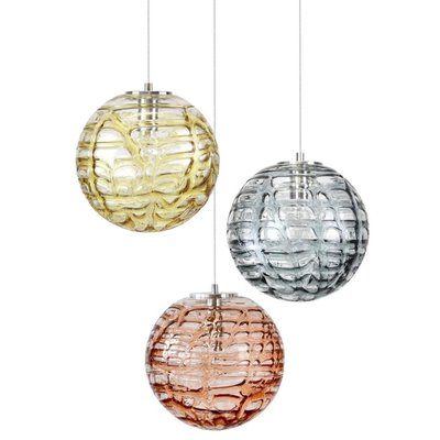 Murano Gl Pendant Lights In The