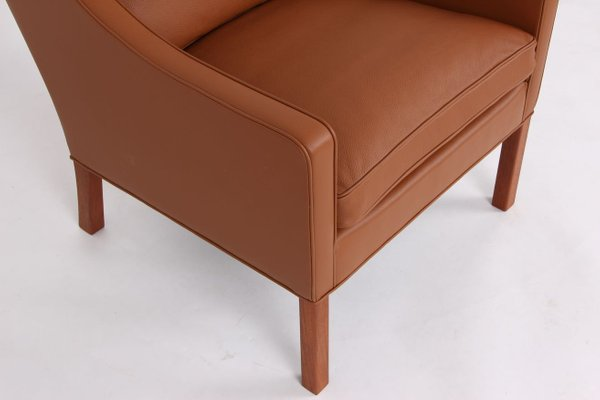 Mid Century Model 2207 Chaise Lounge By Børge Mogensen For Fredericia For Sale At Pamono