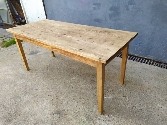 Pinewood Farm Table For Sale At Pamono