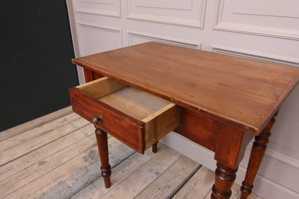 Small Antique Dining Table For At