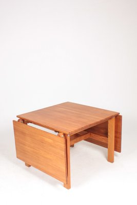 Scandinavian Pinewood Drop Leaf Dining Table By Bernt Pedersen For Eilersen 1960s For Sale At Pamono