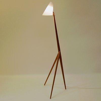 Vintage Swedish Giraffe Floor Lamp By, Giraffe Print Floor Lamp