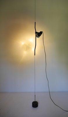 Italian Parentesi Ceiling Lamp by Achille Castiglioni & Pio Manzu for Flos, 1970s