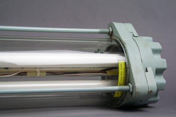 Lampada Tubolare Fluorescente : Lampada tubolare fluorescente in vetro spesso di leuchtenbau