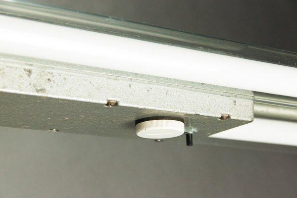 Lampada Tubolare Fluorescente : Lampada a sospensione grande vintage bauhaus doppia fluorescente