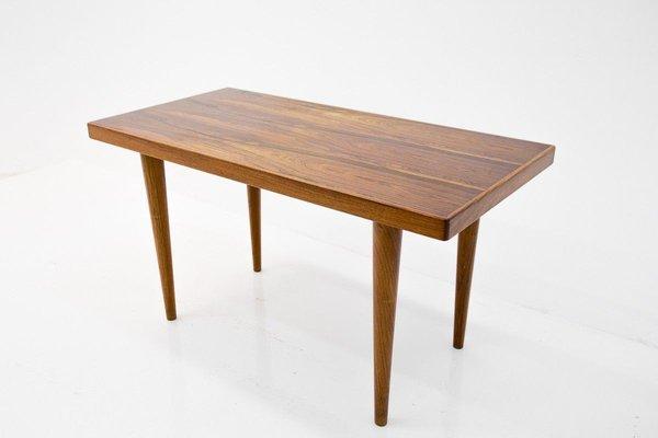 Rosewood Coffee Table 1960s Bei Pamono Kaufen