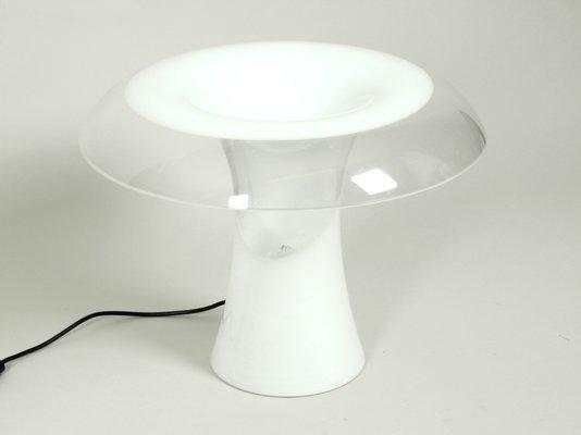 Italian Mushroom Murano Glass Table