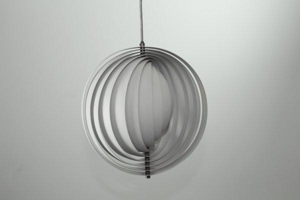 Visor Moon Lamp By Verner Panton For, Verner Panton Lamp Moon