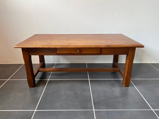 Rustic Coffee Table 1950s For Sale At Pamono