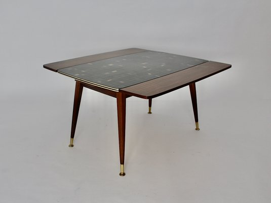 Vintage Austrian Adjustable Dining Table 1950s For Sale At Pamono