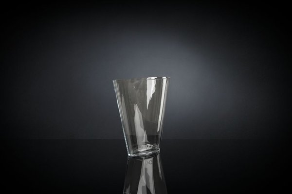 Transparent Glass Trop Vase From Vgnewtrend For Sale At Pamono