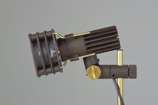 Vintage German Table Lamp from Hustadt Leuchten Arnsberg, 1970s