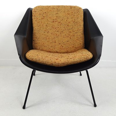 Mid Century Modern Chair Fm08 With Loose Cushions By Cees Braakman For Pastoe 1950s For Sale At Pamono