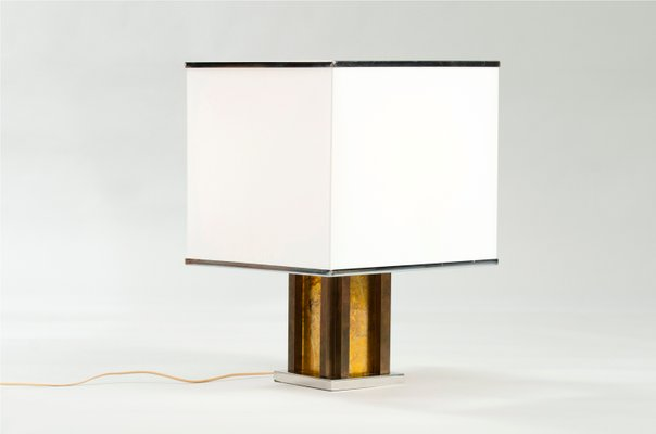 Lampe de bureau vintage par romeo rega italie en vente sur pamono
